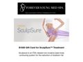 Forever Young SculpSure Treatment