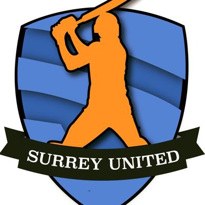 Surrey United Cricket Club Logo