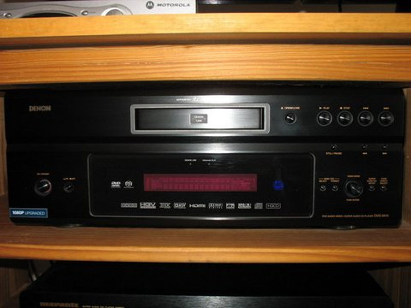 Denon Universal player 5910