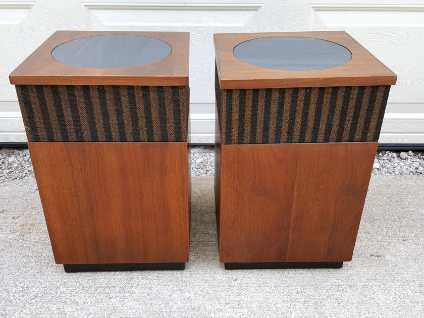 Harmon Kardon HK-50  Speakers Mid Century Design Ship or Pick-Up