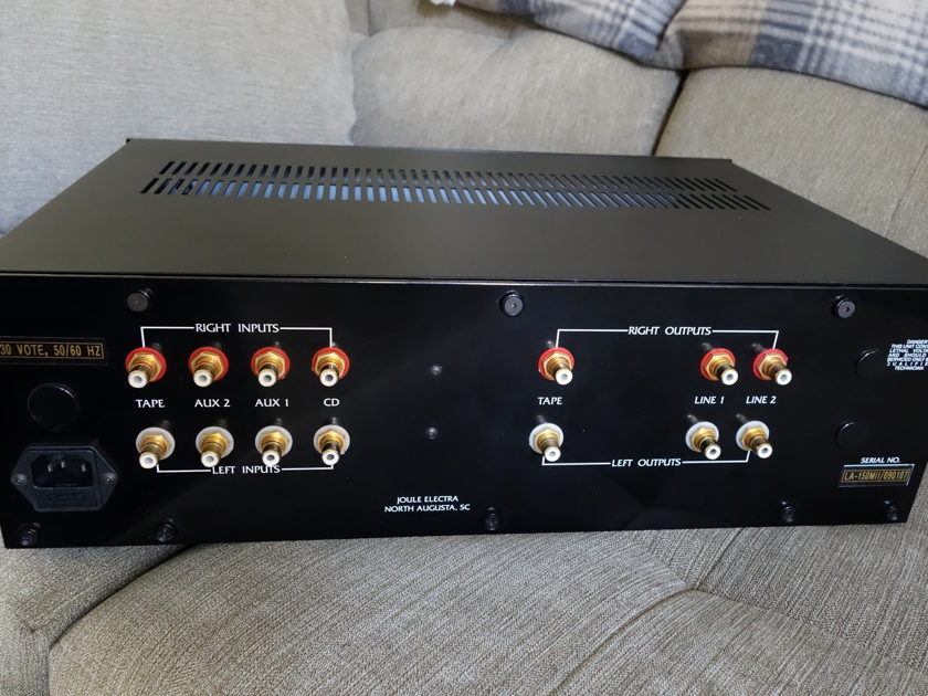 Joule Electra LA-150 mkII All tube Line Stage preamp!
