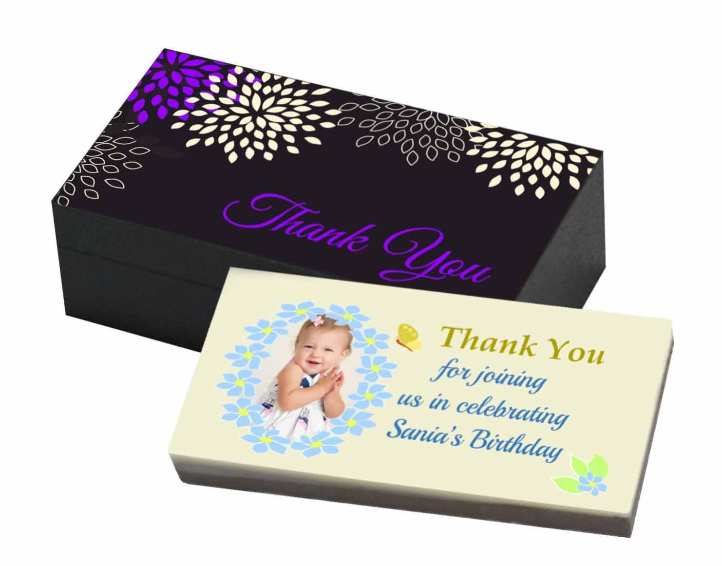 Customized Birthday Return Gifts