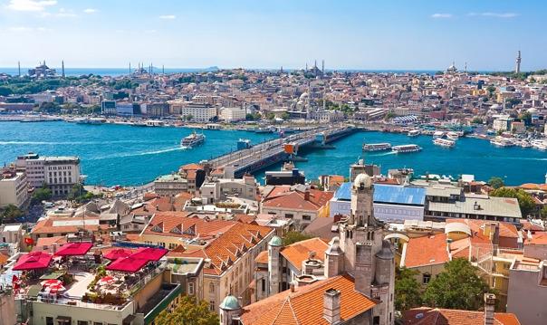 Тур в Стамбул из Алании