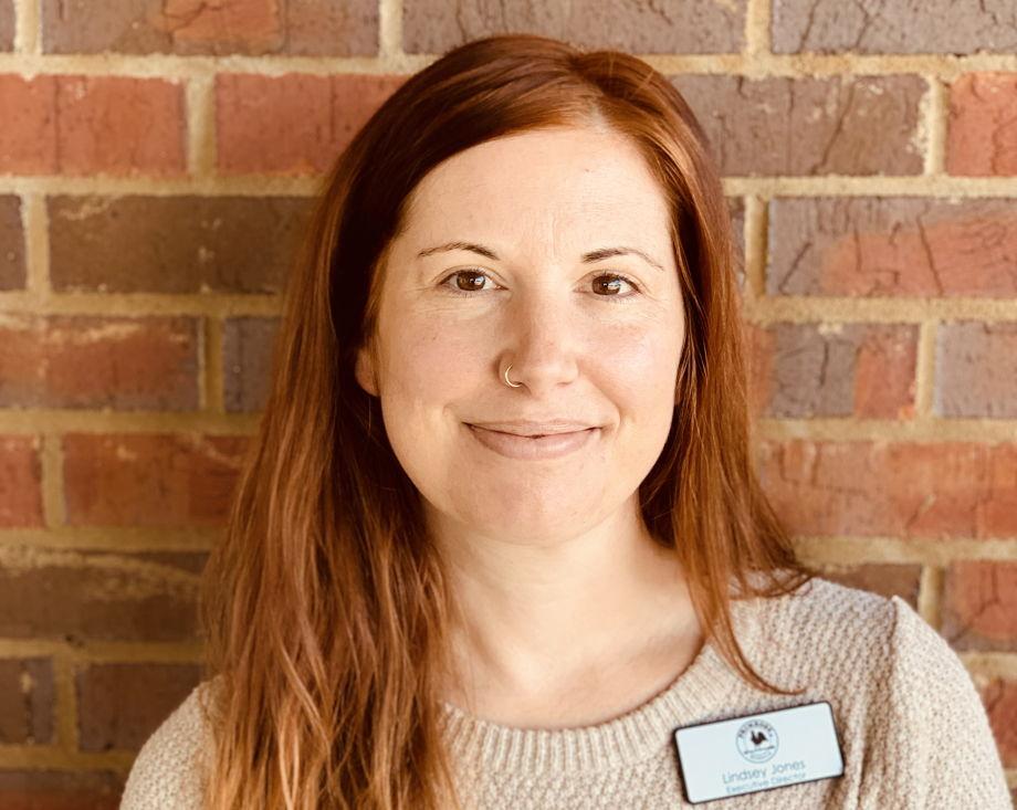Lindsey Jones , Executive Director
