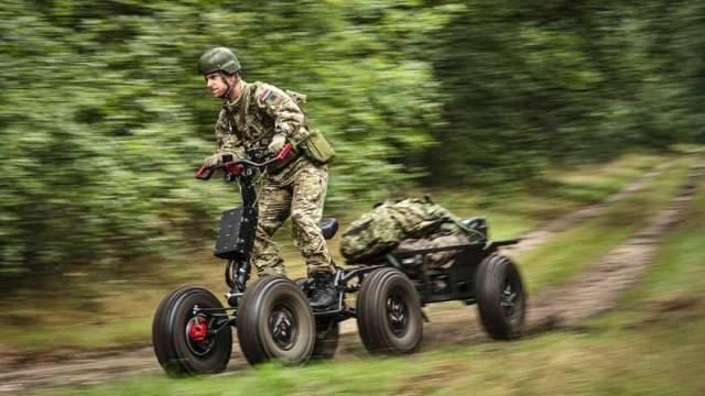 trottinette electrique dsraider militaire