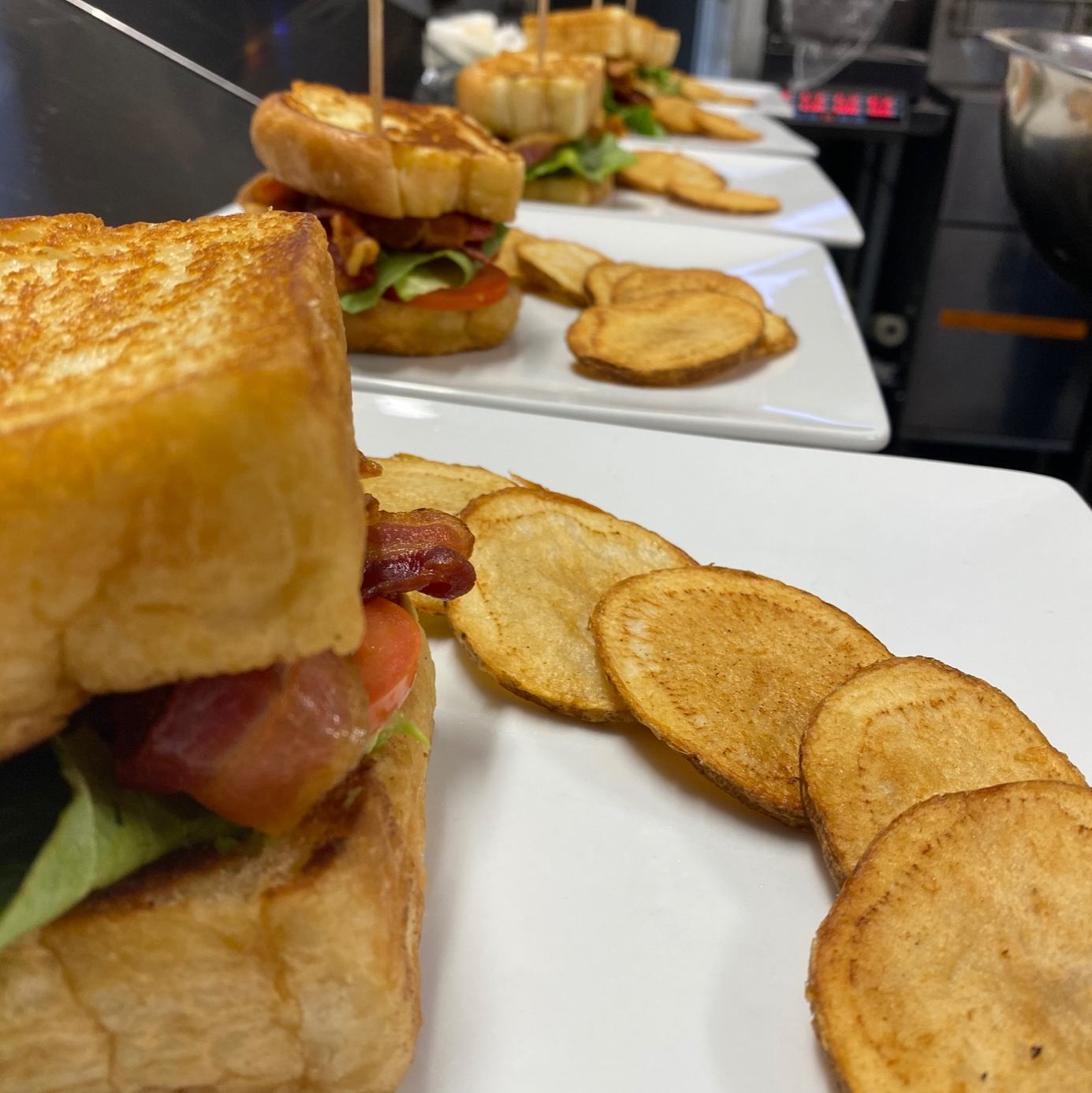 Sandwich Togos catering