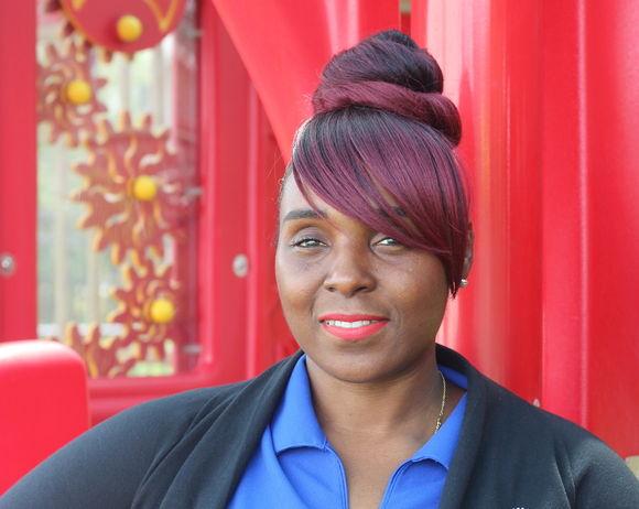 Ms. Nicole Jackson , Infant Assistant Teacher