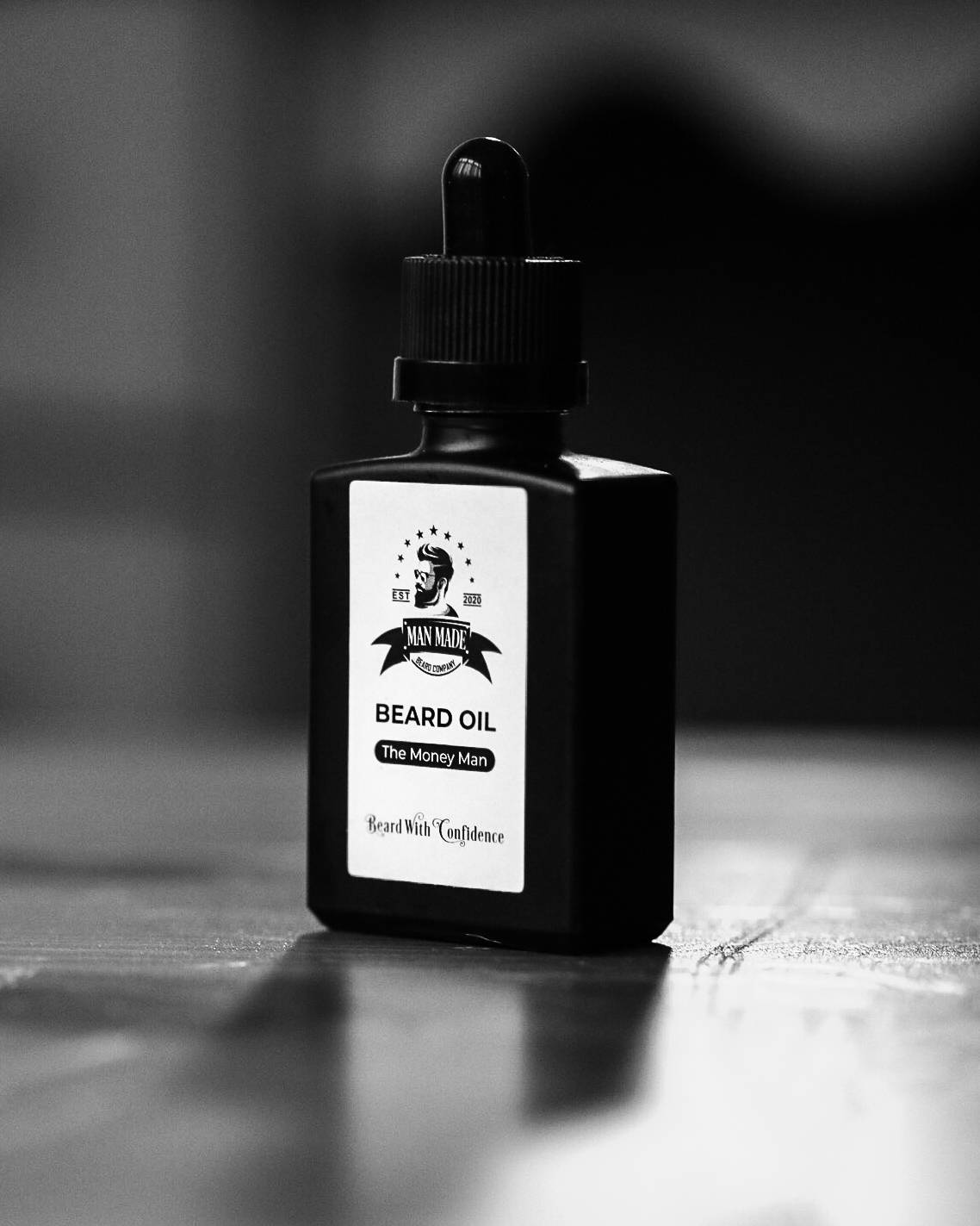 The Money Man Beard Oil By Man Made Beard Company