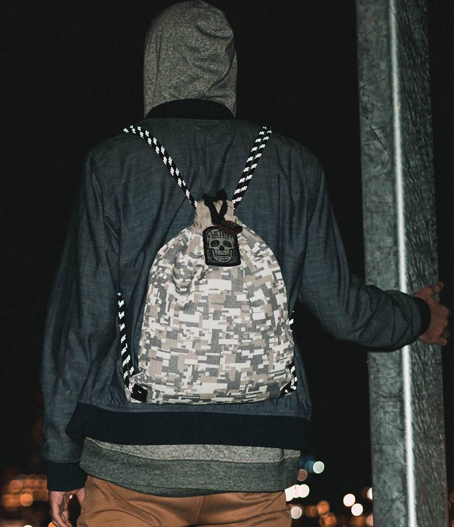 Flak Sack COALITION - The Most Badass Theft-Resistant Bag