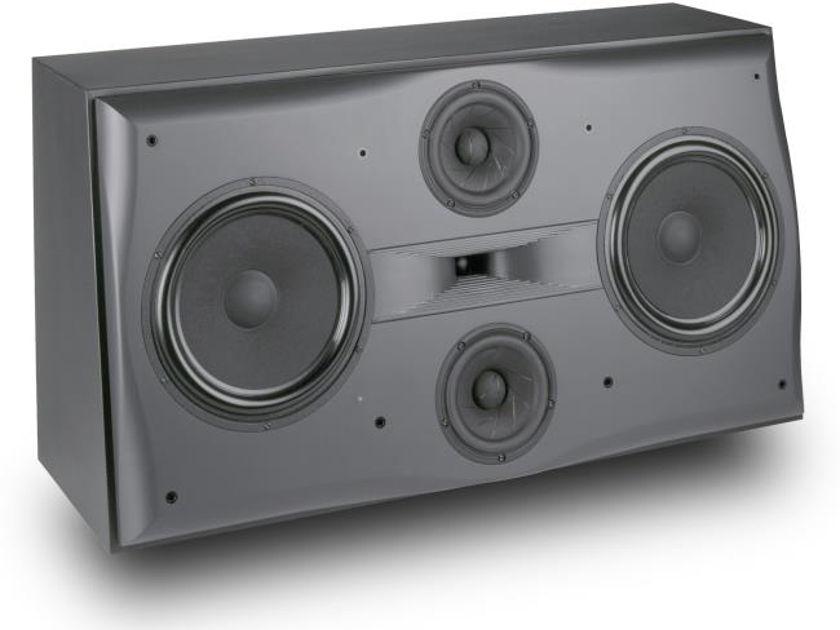 Triad Platinum Center Channel Speaker Black, Mint Condition