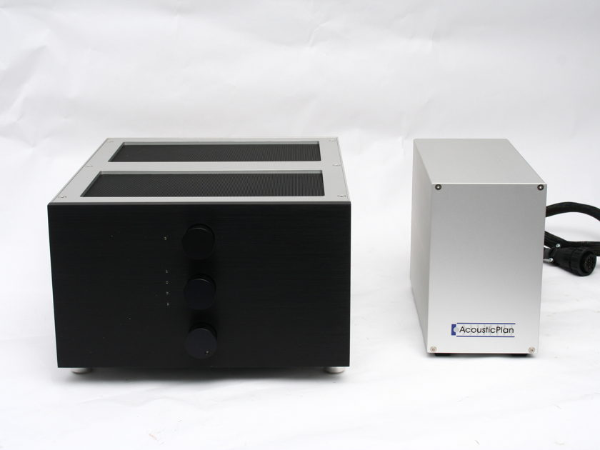 Acoustic Plan Sitar Hybrid integrated amplifier