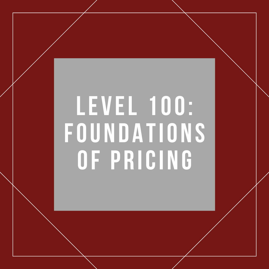 CPA Edition Core Pricing Skills