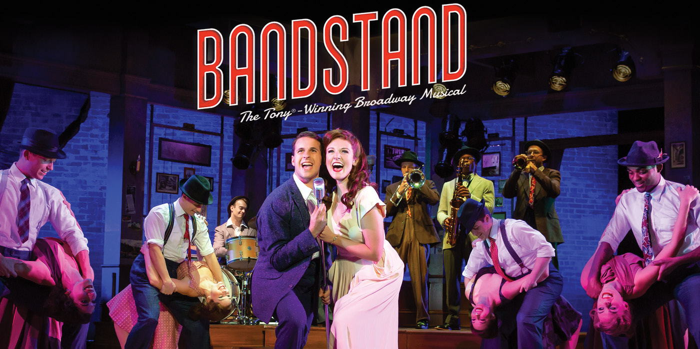Bandstand at the Shubert Theatre