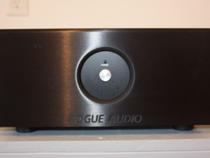 Rogue Audio M-180 Tube Monoblocks