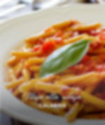 <p><strong>Pasta with 'nduja sauce</strong></p>