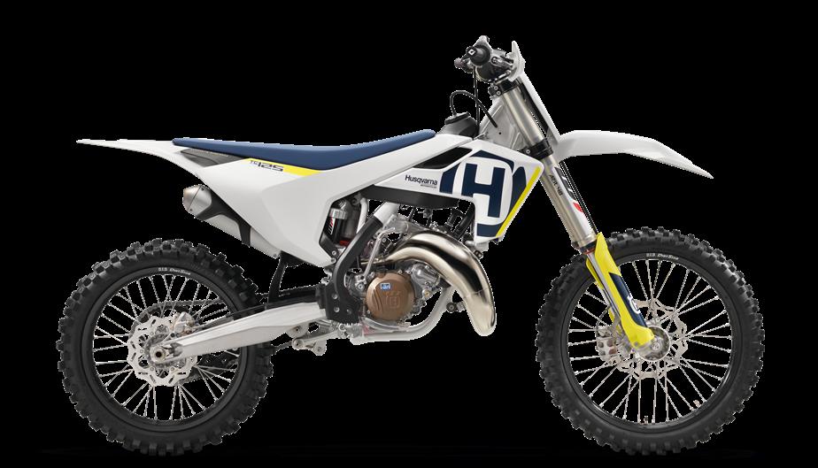 2018HUSQVARNA MOTORCYCLES TC125