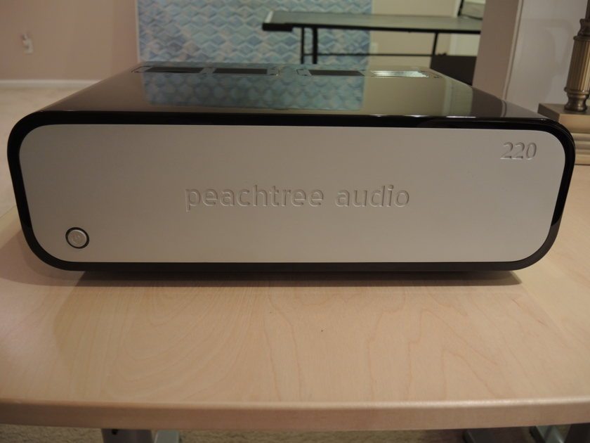 Peachtree Audio 220 Power Amplifier