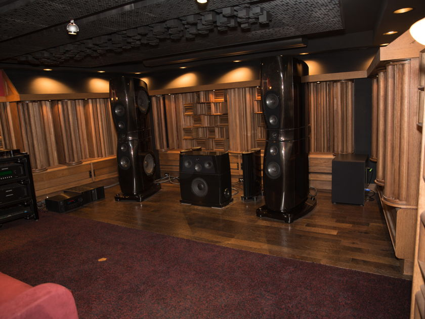 Rockport Technologies Arrakis Loudspeakers