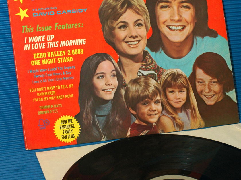 "THE PARTRIDGE FAMILY -  - ""Sound Magazine"" - Bell 1971 rare!"