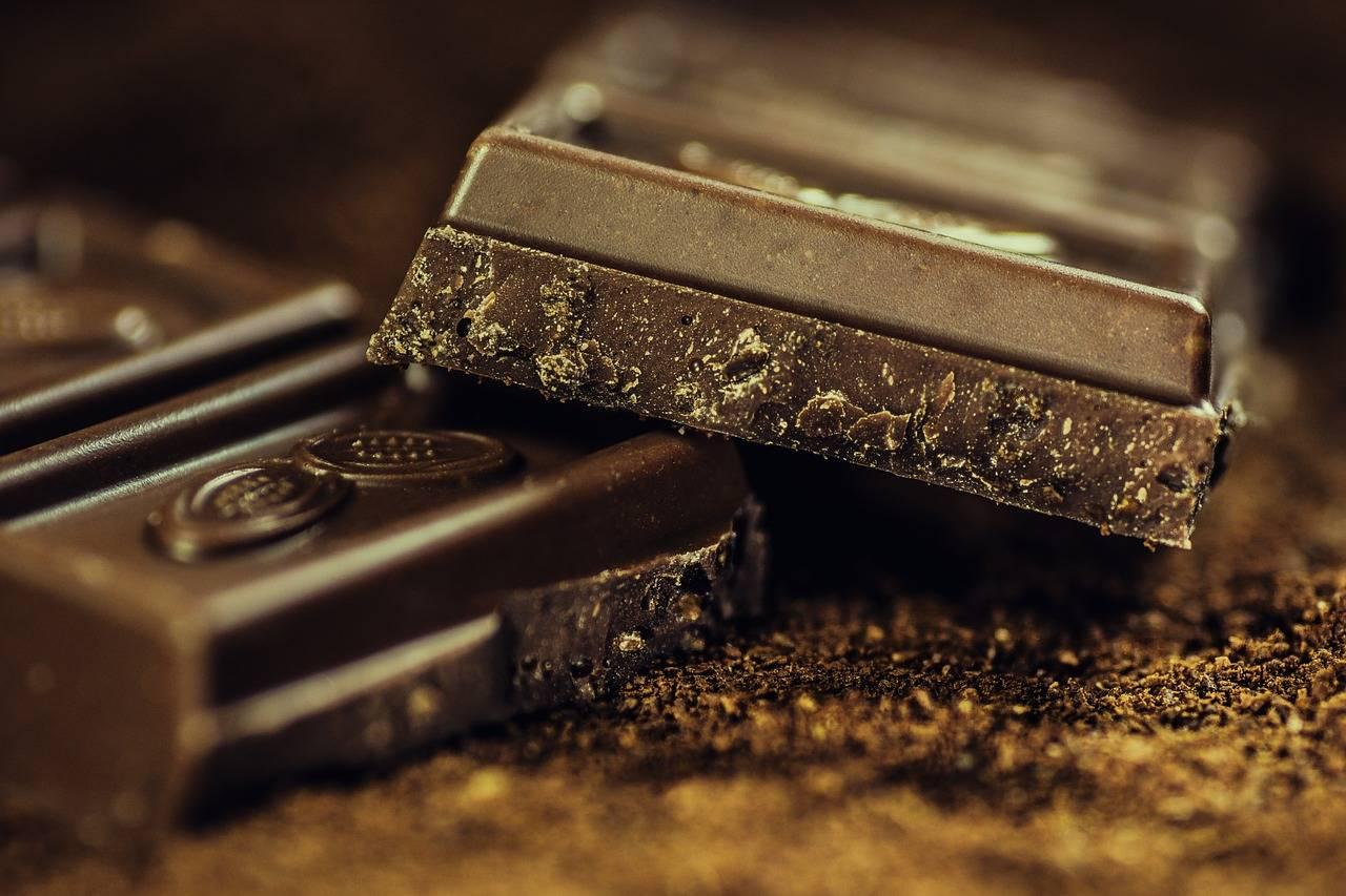 Schokolade ist nicht gut für Deinen Hund