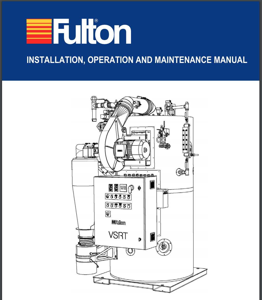 Fulton VSRT Manual