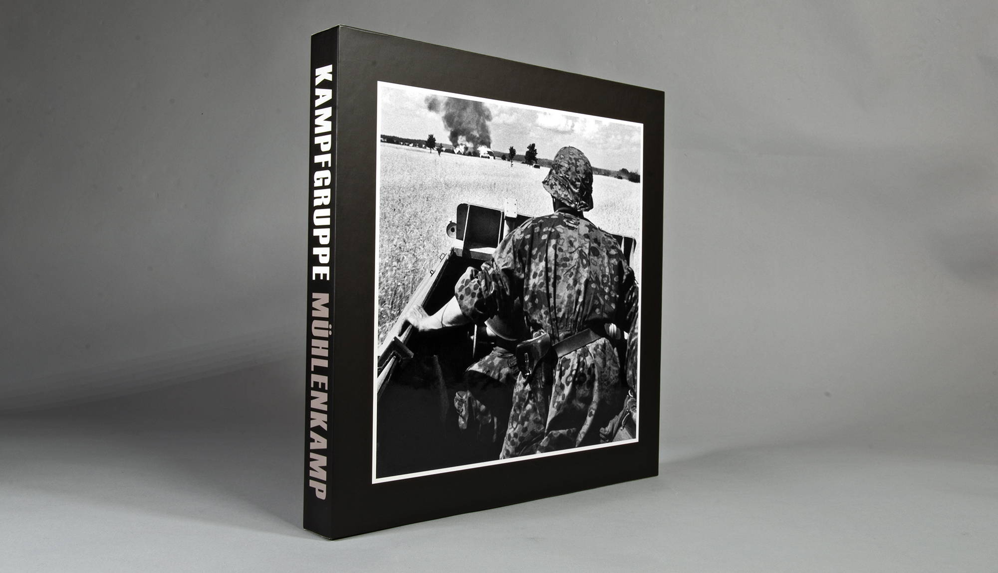 """""""KAMPFGRUPPE MÜHLENKAMP Signed and Numbered Edition with slipcase"""""""