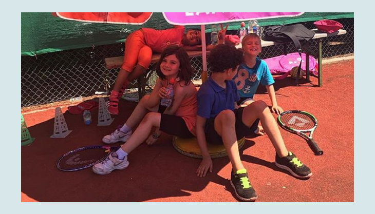 tennis academy wiesbaden kindergeburtstag pause