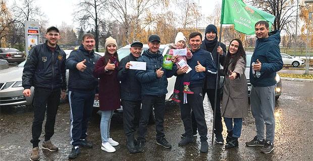 День водителя с радио «Кунел»: скорость, подарки и поздравления в прямом эфире - Новости радио OnAir.ru