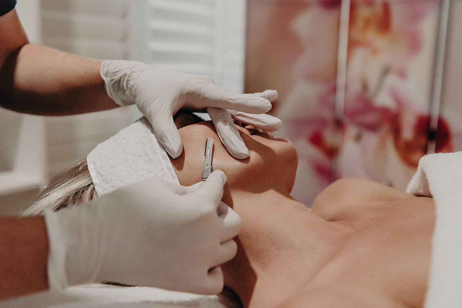 Aspya Northlakes | Dermaplaning benefits | Free Skin Consultation