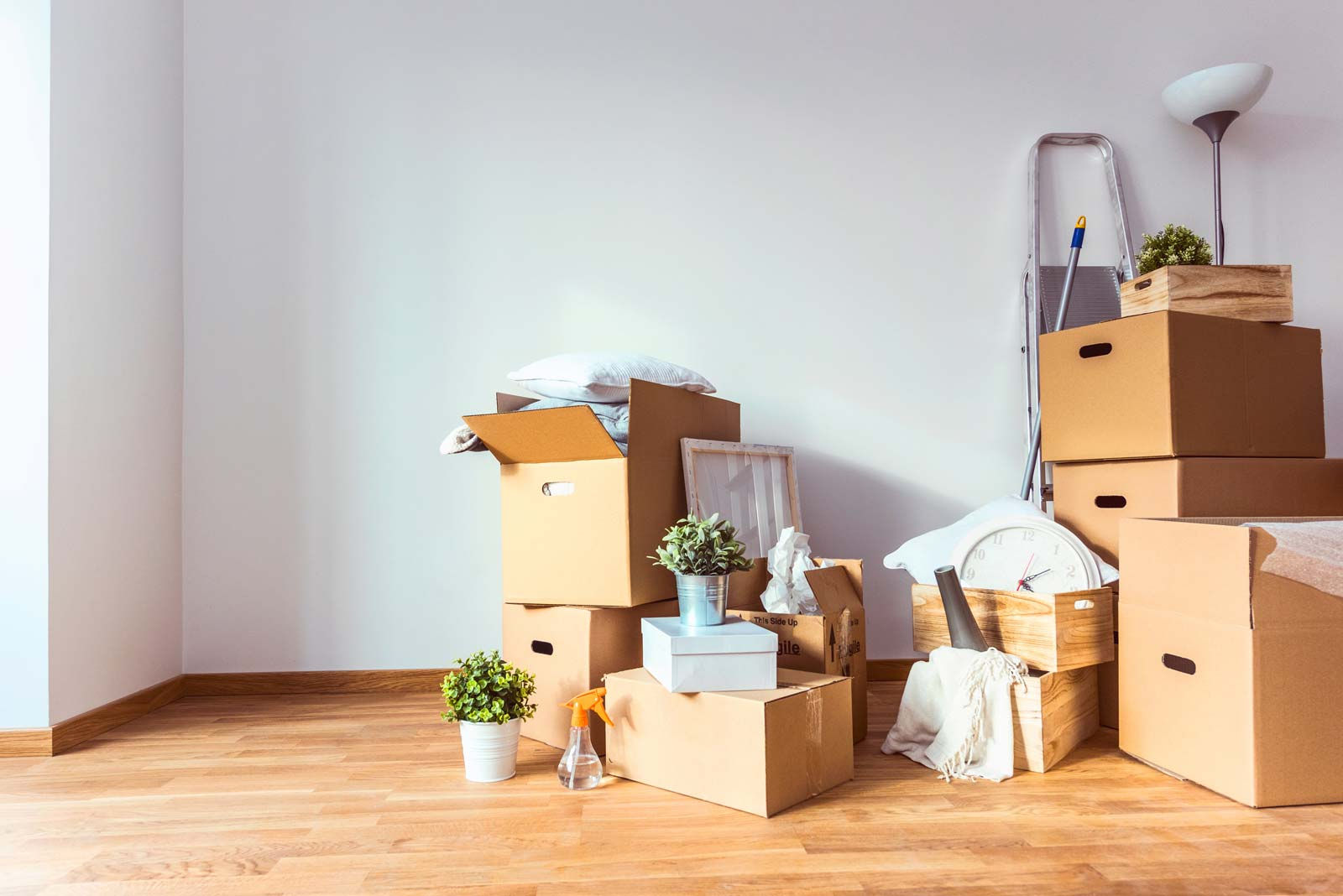 Tips on how to prepare for the moving day