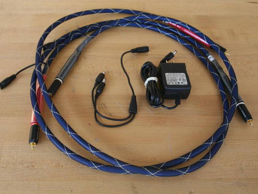 Harmonic Technology Photon 1.5 meter RCA Pre to Amp!