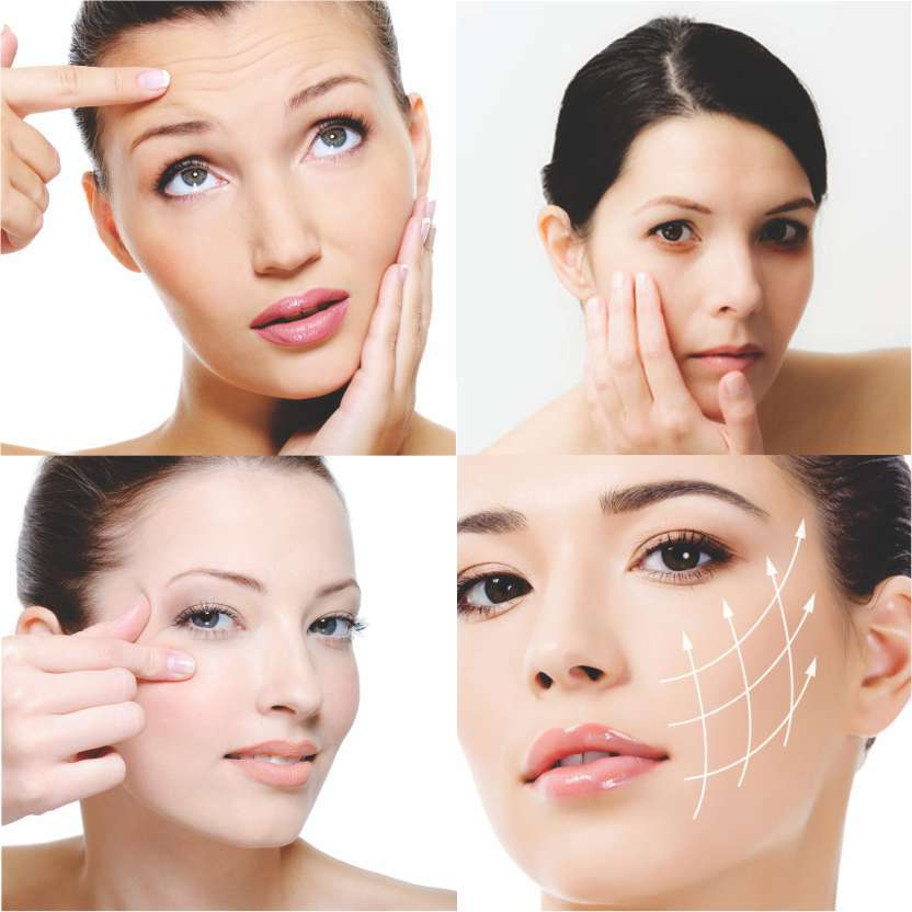 antiaging and skin lifting benefits of Microcurrent facials