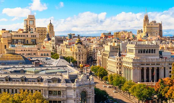 Пешеходная экскурсия по Мадриду на 3 часа