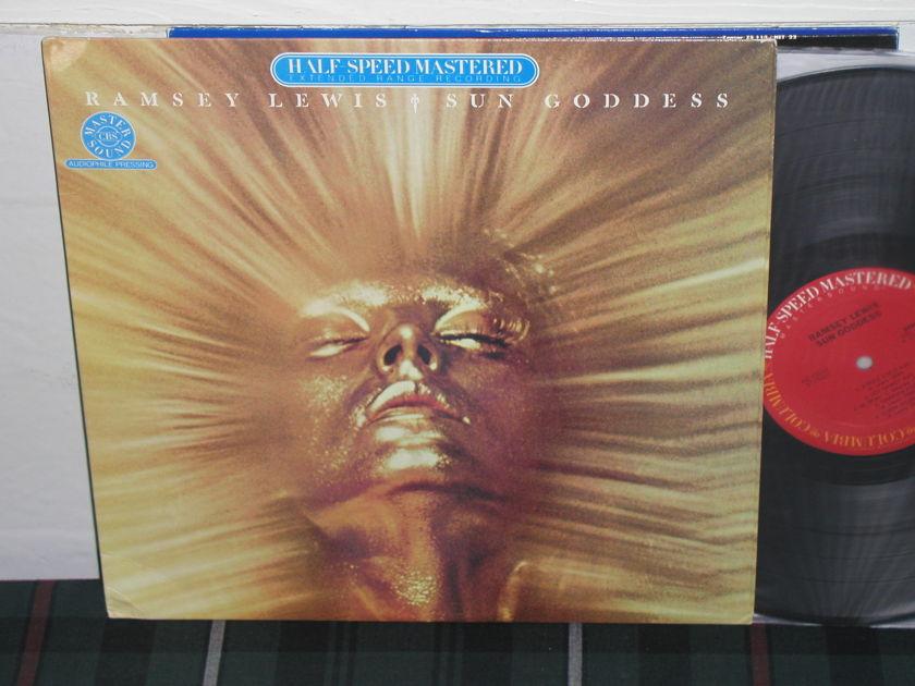 Ramsey Lewis Trio - Sun Goddess (Pics) Half Speed Mastered
