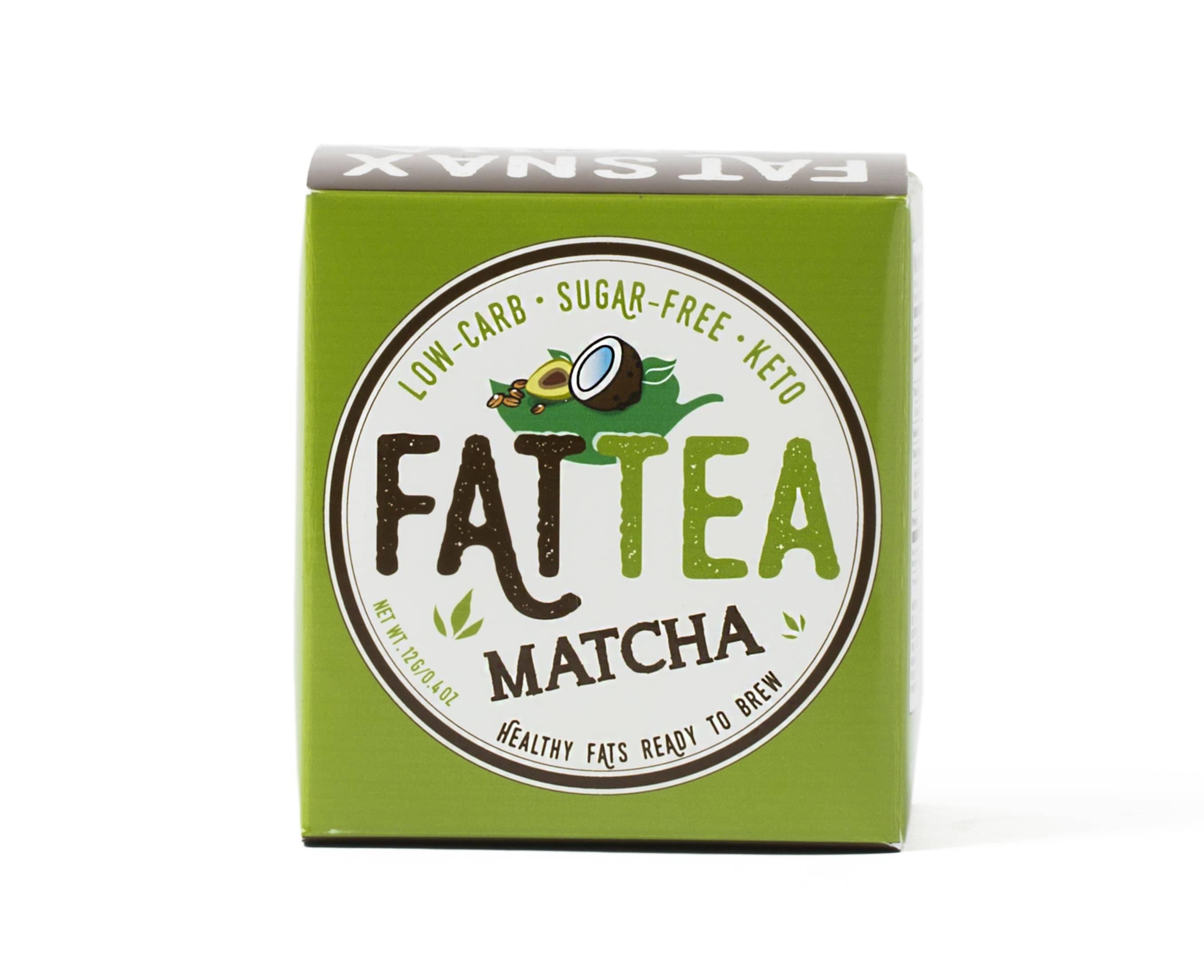 Fat Snax Fat Tea