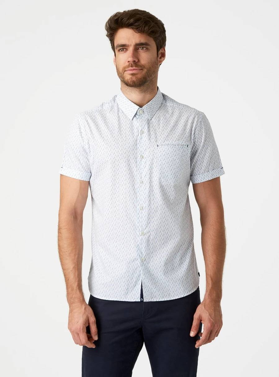 South of Sunshine Short Sleeve Shirt