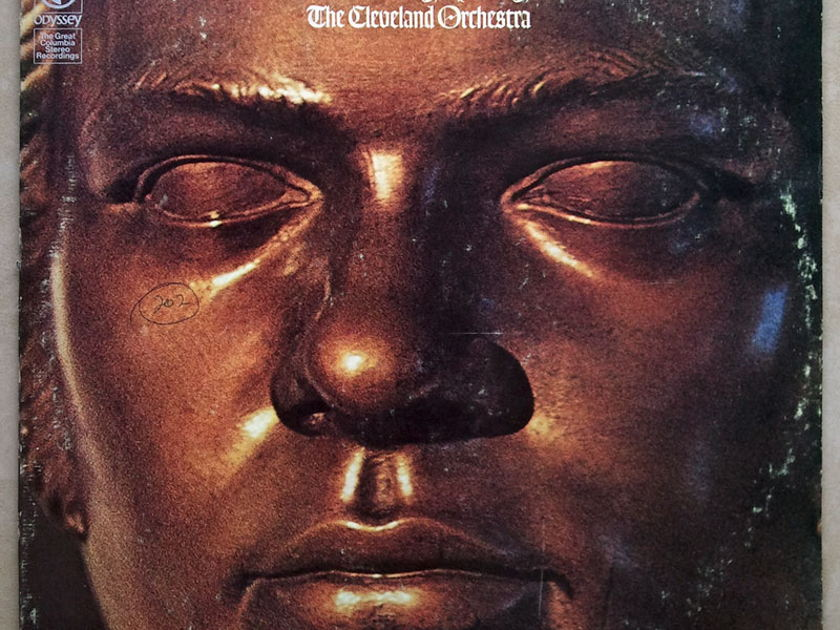 Columbia/Szell/Schubert - Symphony No.9 The Great / EX