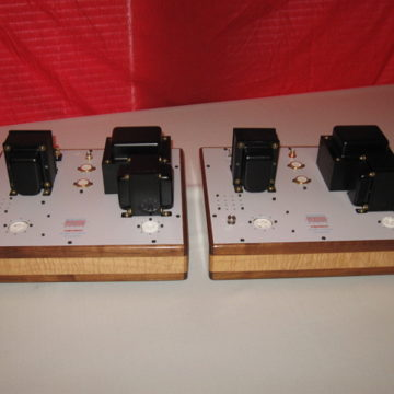"""NAPOLEON"" 300B Mono Block Amplifiers ""100% All"