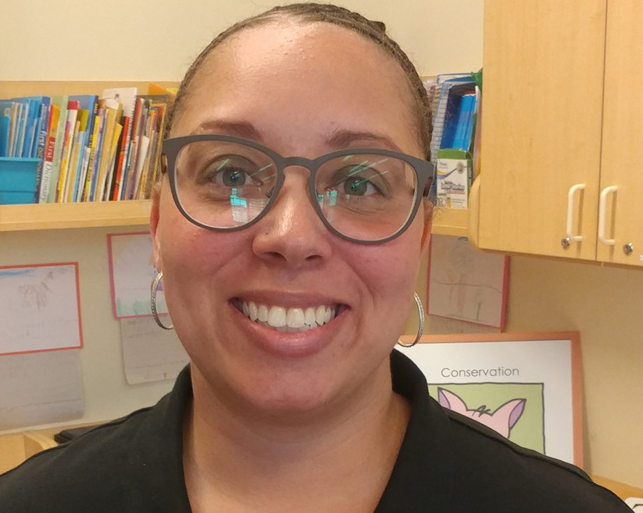 Ms. Reddix , Explorers Teacher