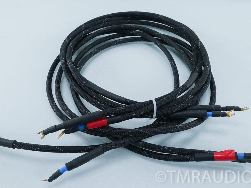 Synergistic Research  Signature 3 Speaker Cables; 8' Pair(8525)