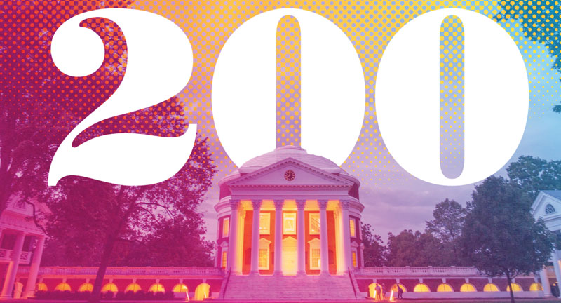 UVA Bicentennial Launch Weekend