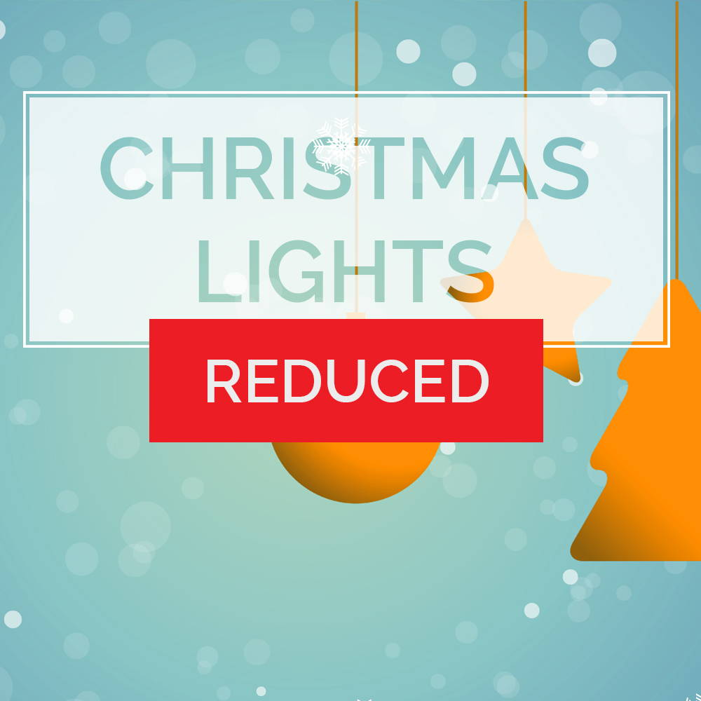 Christmas Lights Reduced
