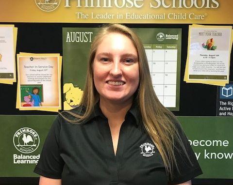Ms. Sara Moyer , Infant Teacher