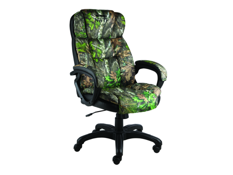 Mossy Oak Obsession Executive Chair