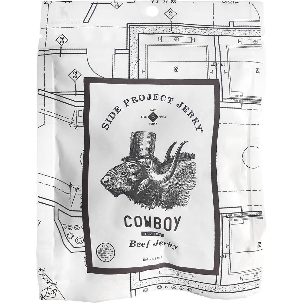 Side Project Jerky Cowboy Coffee