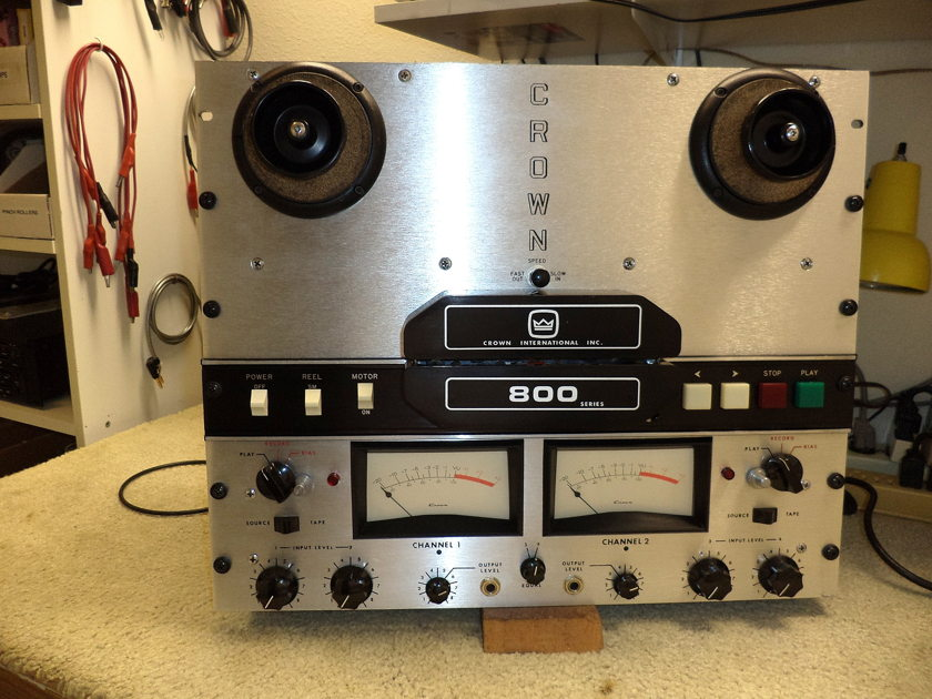 Crown SX-822 Fully Restored!