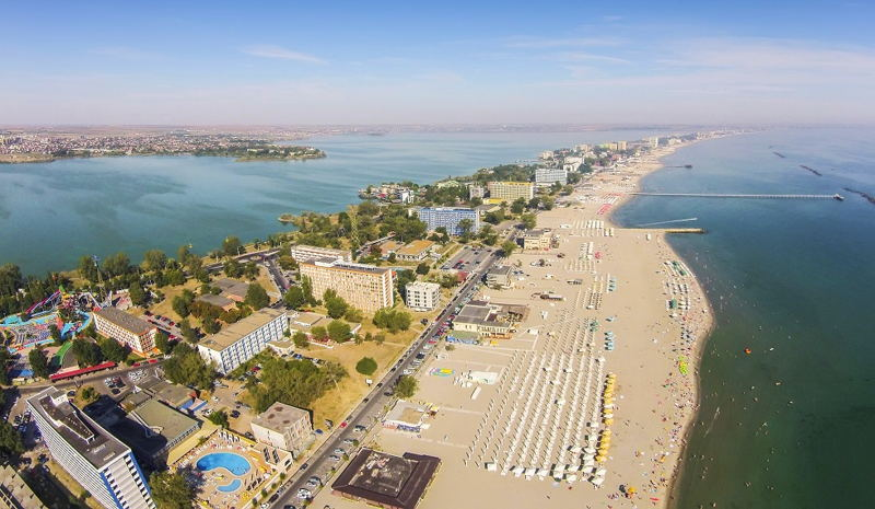 featured image for story, $2.9 Million for an Acre of Beach Land in Romania.