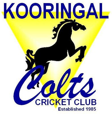 Kooringal Colts Cricket Club Logo