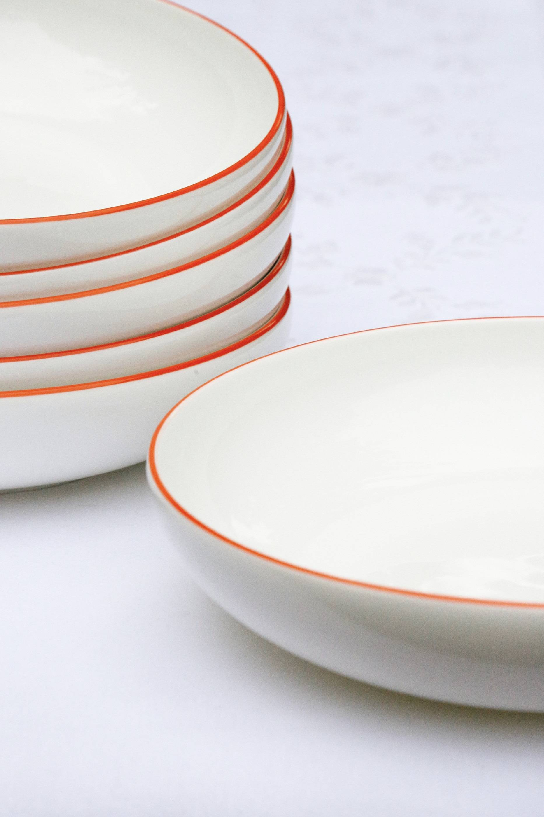 bone china bowl made in england