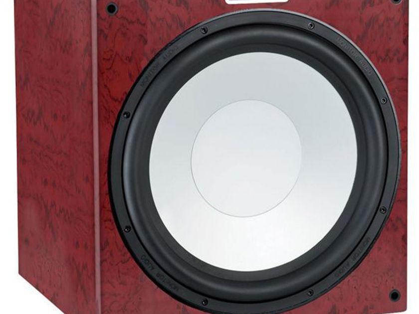 Monitor Audio Gold GX GXW-15 Subwoofer (Bubinga): New-In-Box; 5 Yr. Warranty; 50% Off